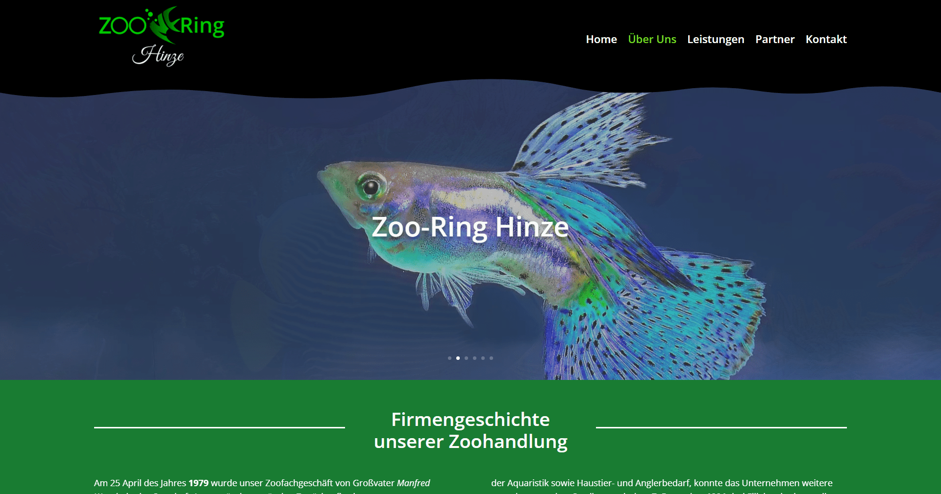 Zoo-Ring Hinze