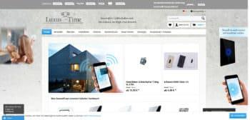 Luxus-Time Lichtschalter Online Shop